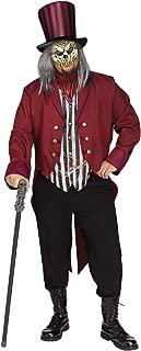 Freak Show Ringmaster Plus Size Costume