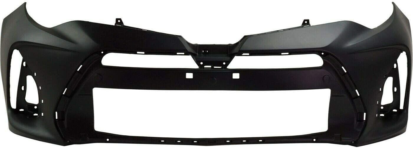 ZR 5211903908 Bumper Cover Facial 20 Sedan San Jose Mall Compatible with Front Max 51% OFF