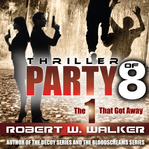 Thriller Party of 8 cover art