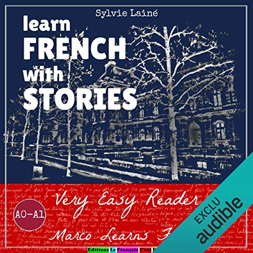 Very Easy Reader. Marco Learns French Titelbild
