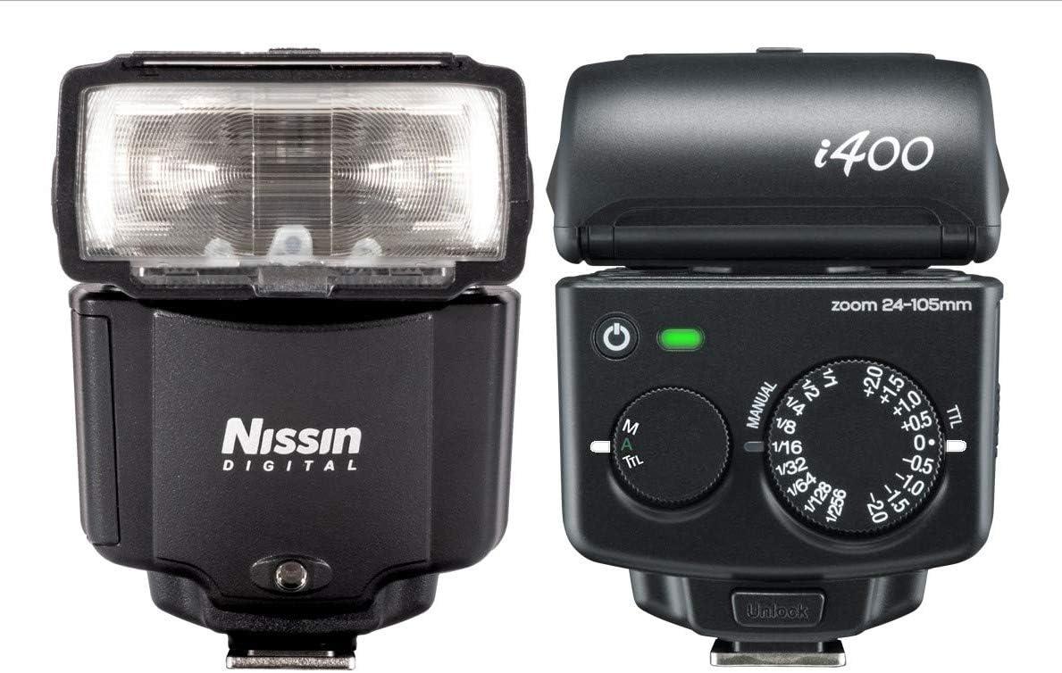 Amazon Com Nissin I400 Flash For Sony System Cameras Camera Photo