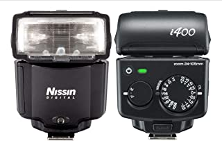 Nissin i400 Flash for Nikon Cameras