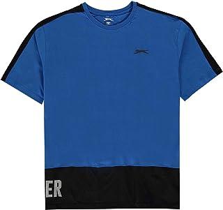 Slazenger Mens Lawton T Shirt Crew Neck T-Shirt Tee Top