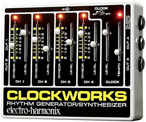 Electro-Harmonix Clockworks Electronic Drum 新品未使用正規品 販売期間 限定のお得なタイムセール Controller