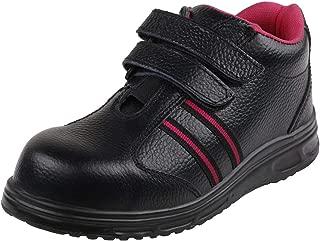 ACME Osmium Safety Black Shoes for Women Black (Size - ACME064-40_new)