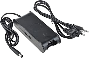 Babbo 65W AC Adapter Charger Replacement for Dell Vostro 1510 1520 1540 1700 1710 Power Supply PSU