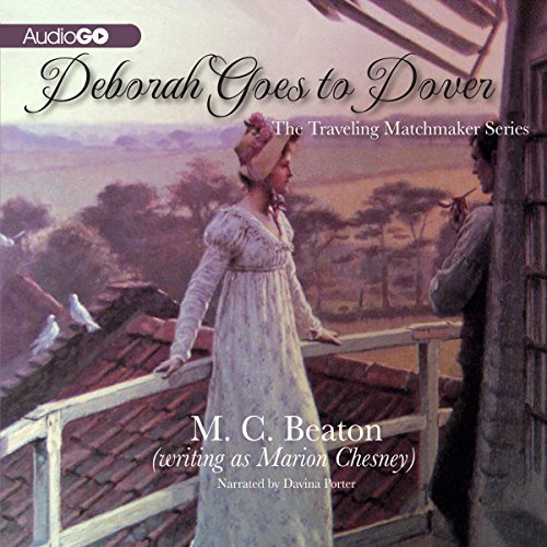 Deborah Goes to Dover Audiobook By M. C. Beaton cover art