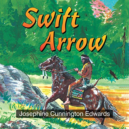 Swift Arrow audiobook cover art