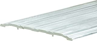 Frost King CS514/36 Fluted Aluminum Saddle Threshold, 5-Inch x 1/4-Inch x 36-Inch, Mill Finish