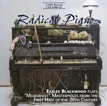 Blackwood, Easley: Radical Piano