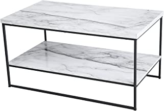 Best carrara marble top coffee table Reviews