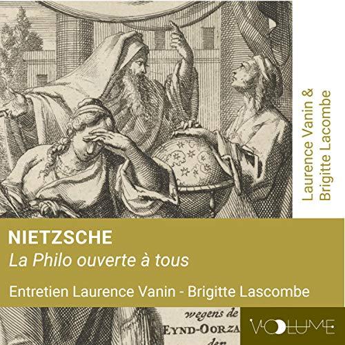 Couverture de Friedrich Nietzsche