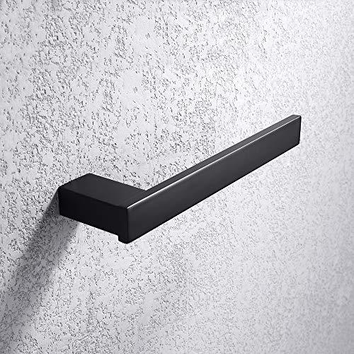 Bagnoxx 30 cm Acier Inoxydable Satin Serviette Support Barre Poignée Poignée