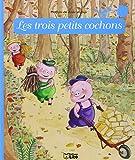 Minicontes classiques : Les trois petits cochons