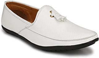 B-BOND Shoes Mojari Shoes Synthetic Leather Loafers & Moccasins