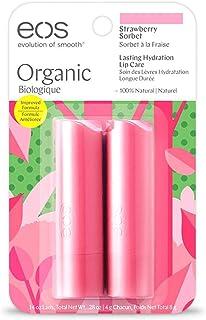 EOS Organic Strawberry Sorbet Lasting Hydration (sticks)