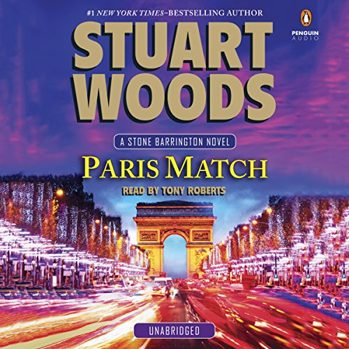 Paris Match audiobook cover art