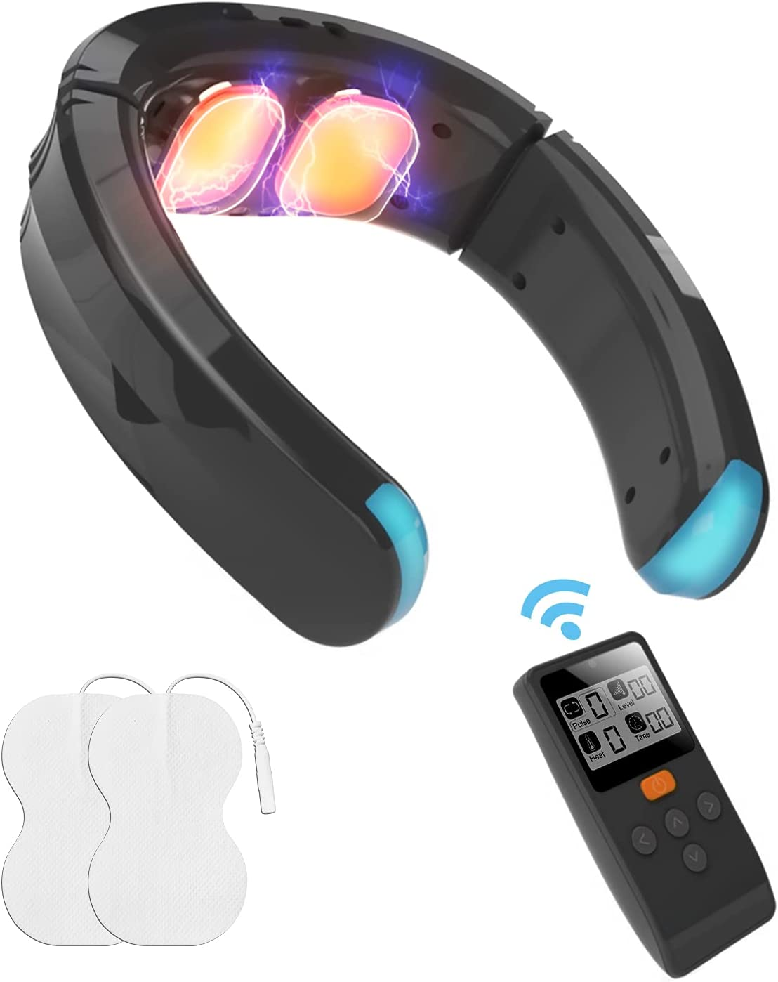 OSITO Intelligent 通常便なら送料無料 Neck 市場 Massager Electric with Heat