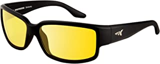 Polarized Night Vision Driving Glasses Men Women,Reduce Glare and Enhance Vision in Rainy, Foggy