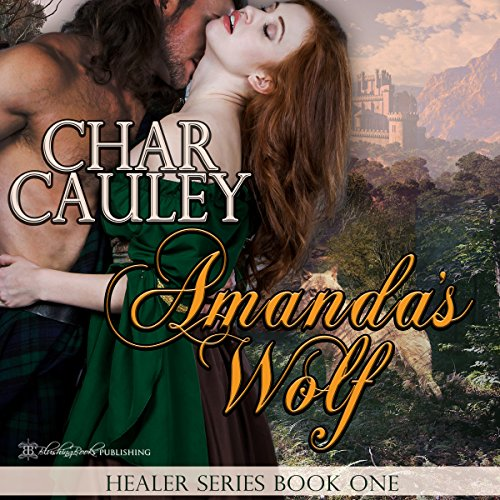 Amanda's Wolf audiobook cover art