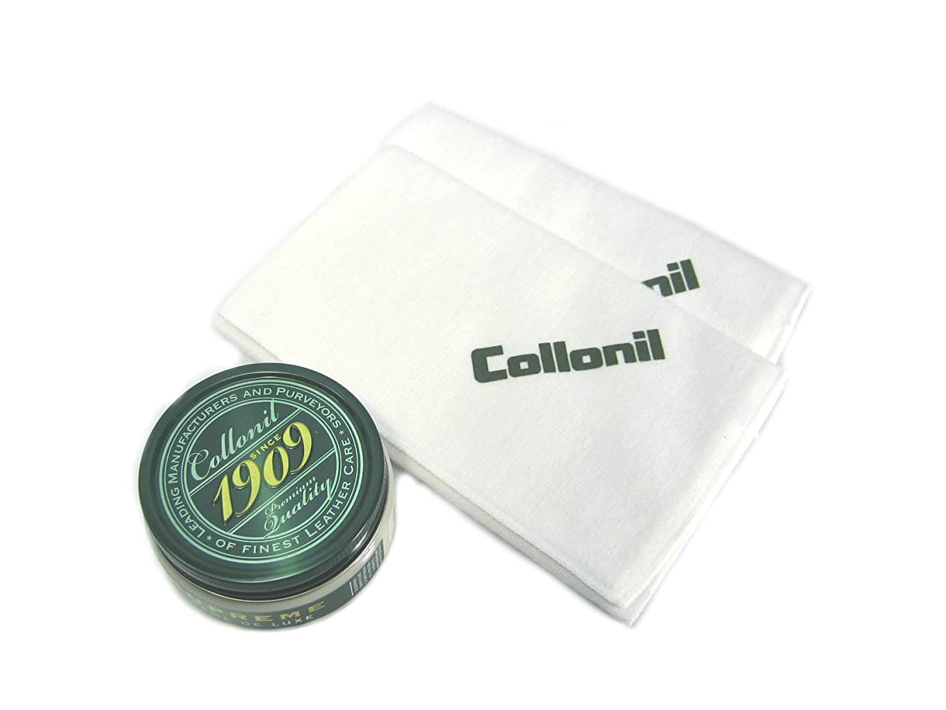 消化スカルク却下するコロニル(collonil)バッグ?財布用 レザーケア?1909 シュプリームクリームデラックス?オリジナルセットco-01