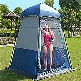 Luxus Wickelzelt Übergroße Outdoor-Dressing Duschgel Zelt Regenfest Camping Strand Angelzelt...