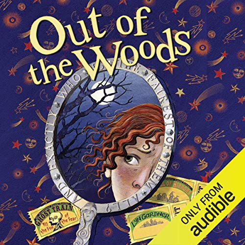 Out of the Woods audiobook cover art