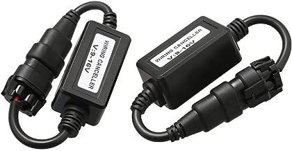 Xenon Headlight Conversion Kit Anti-Flicker Decoder Warning Canceller Capacitor Ballast Canbus Error Code Eliminator