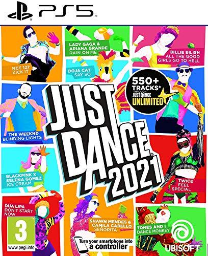 Just Dance 2021, PlayStation 5 [Importación italiana]