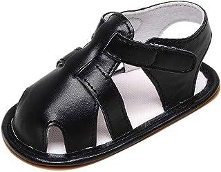 ボコダダ(Vocodada)サンダル 女の子 男の子 ビーチサンダル キッズ 子供靴 通気 軽量 可愛い キッズシューズ 履きやすい 夏用 通学 ビーチ マジックテープ ソフトボトム ローマのビーチサンダル ホロウ 中空 乳児靴