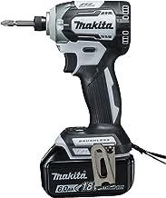 マキタ(Makita)  TD170DRGXW 充電式インパクトドライバ 白 18V 6.0Ah