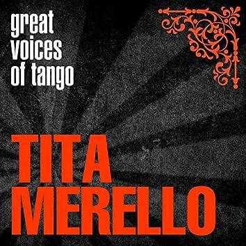 Great Voices of Tango: Tita Merello