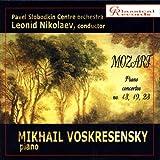 Mozart. Piano concertos