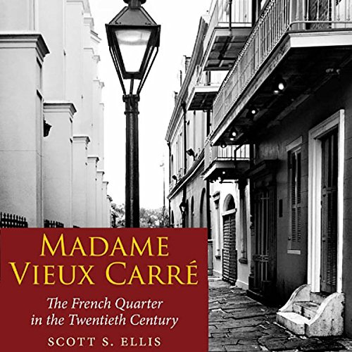 Madame Vieux Carré audiobook cover art