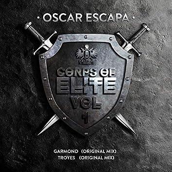 Corps of Elite, Vol. 01