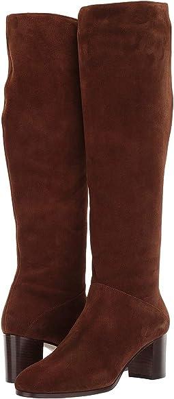 Esti Block Heel Slouch Boot