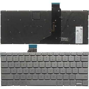 Original New for Xiaomi MK10000005761 490.09U07.0D01 US Backlit Sliver Keyboard