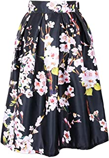 low priced e13f2 69c68 Amazon.it: taglie forti donna - Gonne / Donna: Abbigliamento