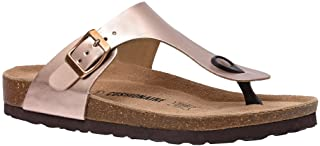 Women's Leah Cork Footbed Sandal with +Comfort