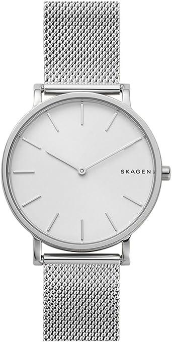 SKAGEN Men's SKW6442 Year-Round Analog-Digital Quartz Silver Band Watch