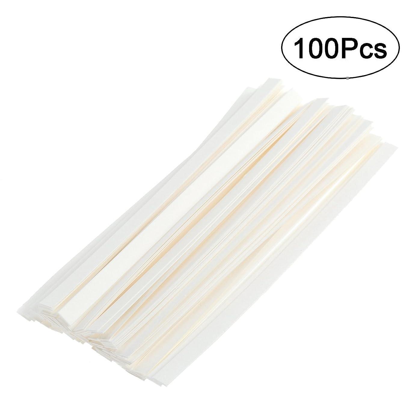 一晩ハイランド舗装Frcolor 試香紙 香料試験紙 プロ用 匂い紙 アロマテラピー ペーパー 200本セット