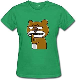 Kanna HeHe Bear Regular Women's T Shirt