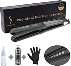 : Professional hair salon steam styler