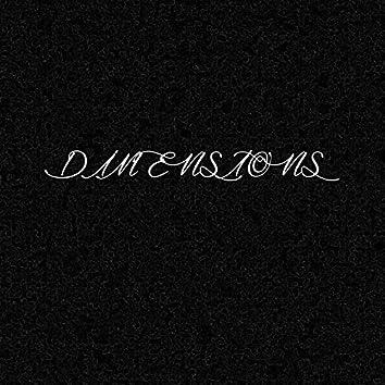 Dimensions - Single