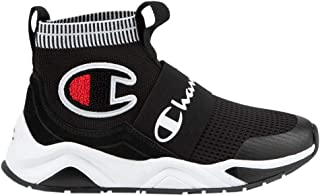 Boy's Rally Pro Big C Knit Sock Top Sneaker