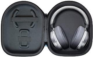 TUDIA Hard Travel EVA Shock Absorption Carrying Storage Case for Razer Kraken 7.1 V2 Wireless Gaming Headset Mac PC Game Headphone Microphone