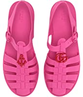 Gucci Kids - GG Jelly Sandal (Little Kid)