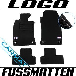 TEXER CARMAT Fussmatten mit Logo MN/R50Y01/L/B