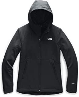 north face women's stretch down hoodie