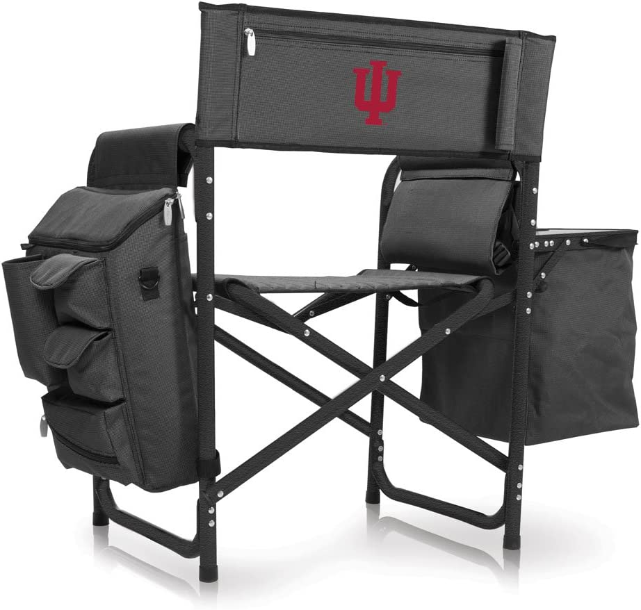 PICNIC Free shipping anywhere in the nation TIME NCAA Bargain sale Indiana Hoosiers Fusion Chair Portable